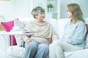 Home Care Services Milton GA - Four Tips for Coping with Extreme Reactions from Your Senior